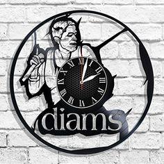 Diam's singer design wall clock, Diam's wall poster Ya I ... https://www.amazon.com/dp/B078WH9Q6Q/ref=cm_sw_r_pi_dp_U_x_0KKzAbQWKER78