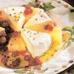 Praktická Kuchařka: Hermelín v ovocné marinádě