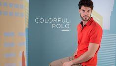 #colorful #polopiquet #purecotton