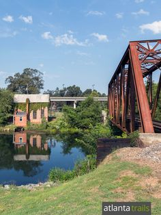Explore Augusta's history on the Augusta Canal, running or bikigng the Towpath Trail to beautiful views of the canal and Savannah River Federal Parks, Augusta Georgia, Southern Charm, Historical Sites, Day Trips, Savannah, Alabama, Tennessee, Atlanta