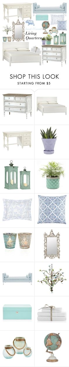 """Sarah O'Connell: Living Quarters"" by skyfalll ❤ liked on Polyvore featuring Crate and Barrel, Chive, Dorothy Blue, JR by John Robshaw, OKA, Jonathan Adler, Canopy Designs, Forever New, Mark & Graham and Two's Company"
