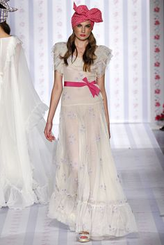 Luisa Beccaria Spring 2013 Ready-to-Wear - Collection - Gallery - Style.com