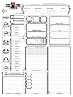 Animal Companion / Familiar Character Sheets