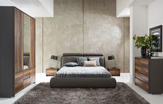 Black Red White - Meble i dodatki do pokoju, sypialni, jadalni i kuchni - Inspiracje #nowoczesne #new #meble #furniture #ideas #inspiration #pomysł #bedroom #sypialnia  #modern #interior