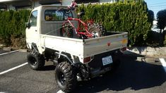 Lifted Subaru, Mini 4x4, Mini Camper, Mini Trucks, Camping Car, Land Rover Defender, Offroad, Jeep, Monster Trucks