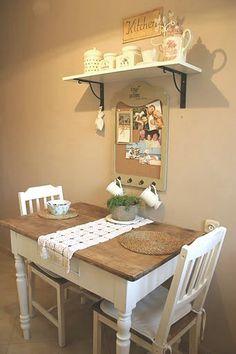 My little white Home: Kuchnia