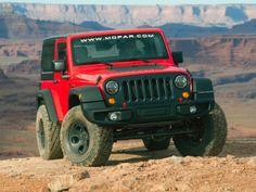 Jeep Wrangler Slim Concept (JK) '03.2013