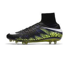 online retailer bcc68 f1a57 Men s Hypervenom Phatal II Dynamic Fit Collar FG Soccer Cleat (Black,  Paramount Blue)     Want to know more, click on the image. (This is an  affiliate link) ...