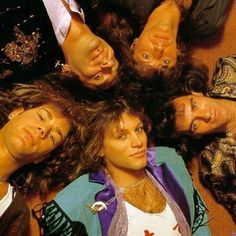 Bon Jovi is a hard rock band from Sayreville, New Jersey. Fronted by lead singer and namesake Jon Bon Jovi...