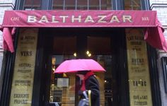 10 Best Places to Enjoy Breakfast in New York City: Balthazar