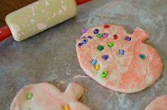 Easy preschool pumpkin craft