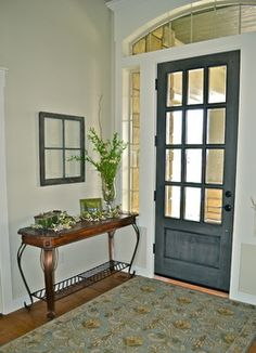 Classic Series Mahogany Solid Wood Front Entry Door - Single - DB ...