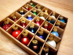 Zo blij met deze schattige mini-kerstballetjes uit Denemarken!