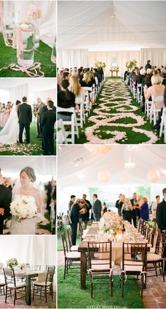 Tamera Mowry Wedding Photos