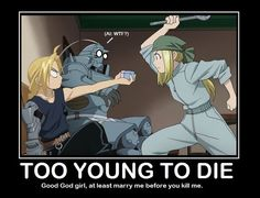 ed and winry - Google Search