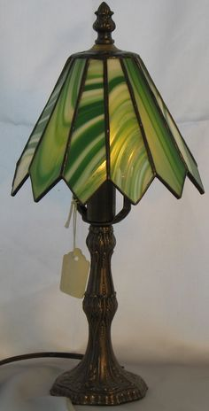 My mom left me some antique 1920's lamps without shades.  If I can find these, they are perfect!