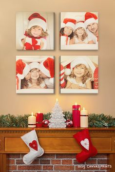 Holiday shopping is a cinch with Easy Canvas Prints! Upload any photo, select a canvas and ship for a custom gift. Save up to off retail prices! Christmas Time Is Here, Christmas Ideas, Christmas Crafts, Christmas Decorations, Xmas Ideas, Holiday Ideas, Gift Ideas, Holiday Decor, Holiday Photos