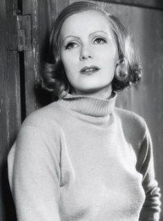 Greta Garbo, Anna Christie, 1930. First Talkie for Garbo!