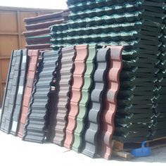 Roofing Sheets The Cost Of Various Types Of Roofing Sheet In Nigeria Properties Nigeria In 2020 Roofing Sheets Roofing Types Of Roofing Materials