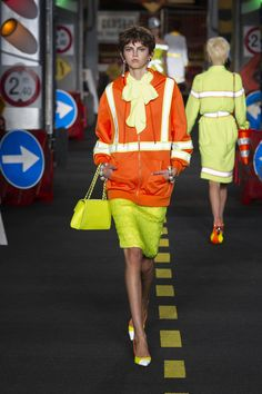 Moschino at Milan Fashion Week Spring 2016 - Runway Photos