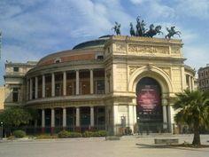 Teatro Politeama Garibaldi Palermo