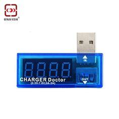 USB Volt Current Doctor Voltage Chargeur Capacité Tester Meter Power Bank HG
