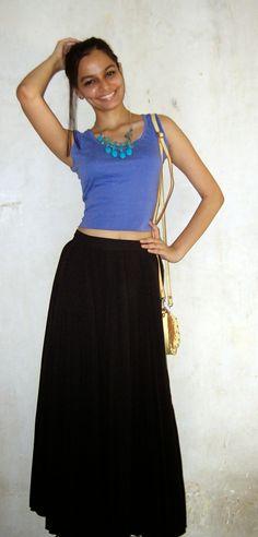 pleated skirt, how to wear croptops, crop top style, indian fashion blogger, mumbai fashion blog, mumbai street shopping, what to buy in mumbai, pleated skirts, maxi skirt, mumai streetstyle