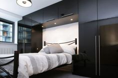 Fitted Bedrooms Custom Made - JOAT-London