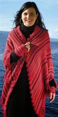 kamelias hobbyblogg: Joruns garn og hobby: Gratis oppskrift på sjal.