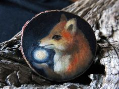 Hey, I found this really awesome Etsy listing at https://www.etsy.com/listing/476306755/kindle-your-light-fox-brooch-or-pendant