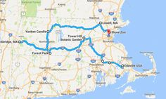 6 Unforgettable Road Trips To Take In Massachusetts Before You Die