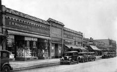 Ferndale, Michigan: 1928 | Shorpy Historical Photo Archive