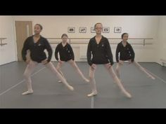 How To Learn The Ballet Glissade - YouTube