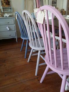 3 geweldige kleuren.... Annie sloan chalkpaint @ gustaviaans vintage homestyle