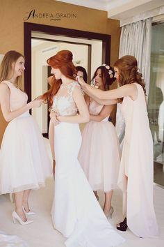 Getting ready … Raluca & Lucian - Wedding photography, fotografie nunta, sedinta foto nunta, fotografie creativa, Andreia Gradin Photography