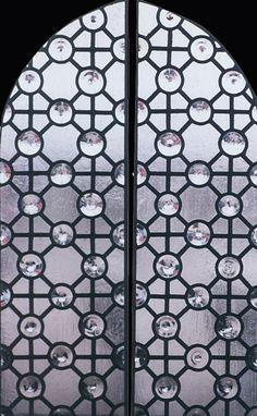 Crown Glass Bullseye Window Rondels Amp Bulls Eye Glass