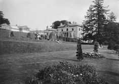 former Derry Ormond mansion, of Betws Bledrws. - Google Search Mansions, Google Search, Outdoor, Outdoors, Manor Houses, Villas, Mansion, Outdoor Games, The Great Outdoors