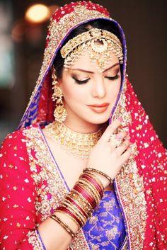 RED + PURPLE WEDDING INSPIRATION - Asian Wedding Ideas