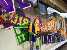 #ShopperMarketing #Retail #POS #PointofSale #Shopping #Design #StoreDesign #PassionateAboutPOS #InstoreCommunications #Instore #2018 Point Of Sale, Store Windows, 2017 Photos, Debenhams, Department Store, Visual Merchandising, Store Design, Neon Signs, London
