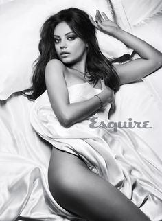 Mila Kunis Is Esquire's Sexiest Woman Alive