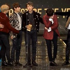 Congratulations BTS!! You deserve all the awards and memories and love in the whole world! Please stay together forever even when your old and grey because ARMY will still love you when we are old and grey too!! BTS---I LOVE U!