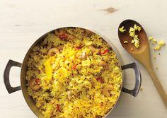 Spiced Lemon Rice
