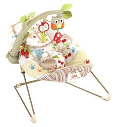 Fisher Price Woodsy Friends Baby Bouncer THIS IS THE ONE!