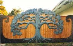 Amazing gate!