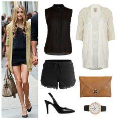 Olivia Palermo outfit #buylevard #fashion #itgirl