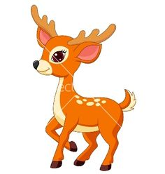 cute reindeer clip art clipart free clipart holiday christmas rh pinterest com cute christmas reindeer clipart