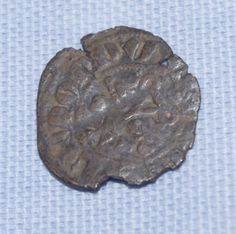 Genuine - Rare - British - Henry III  - 647 Year Old Coin  -  c1367 Rare British Coins, Metal Detector, Old Coins, Math, Antiques, Unique Jewelry, Handmade Gifts, Vintage, Food