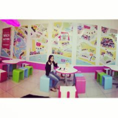 Wakaberry Florida Road, has just put up a new Durban inspired artwork!
