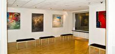 Exhibition at Neptun Hotel, Bergen