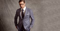 #Grey is the new #black, great #look for the #groom
